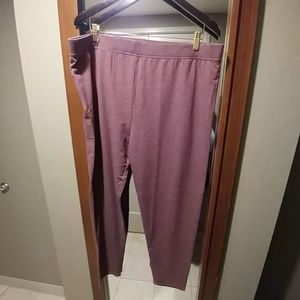 WOMEN'S WARM PANTS